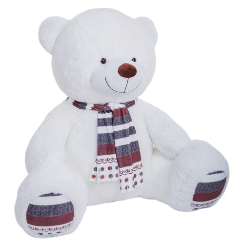 Медведь Мартин В110S белый (ММS/60/31)