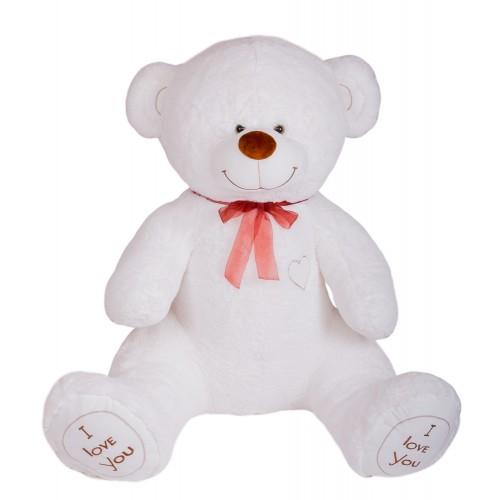 Медведь Феликс В190 белый (МФ/110/31)