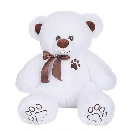 Медведь Бен В65  белый (МБН/38/31)