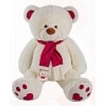 Медведь Кельвин В130 молочный МК7052