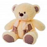 Медведь Тоффи В85 персиковый Мтоф4058