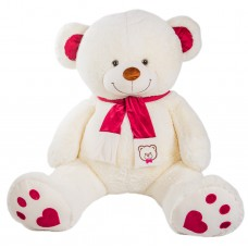 Медведь Кельвин В200 молочный (МК/110/52)