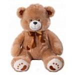 Медведь Фрэнк В110 кофейный МФр6082