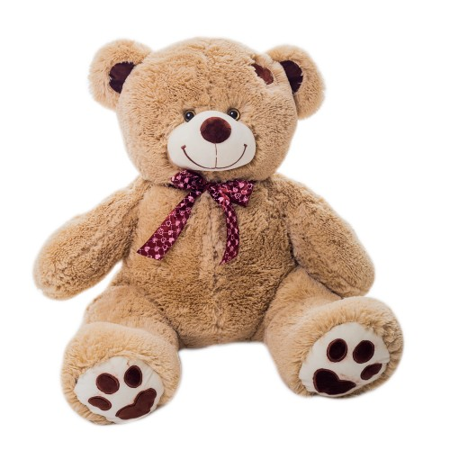 Медведь Тони В110 кофейный (МТ/60/82)