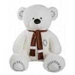 Медведь  В180 белый МЧ11031
