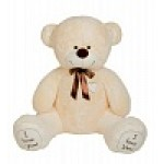 Медведь Феликс В190 молочный МФ11052