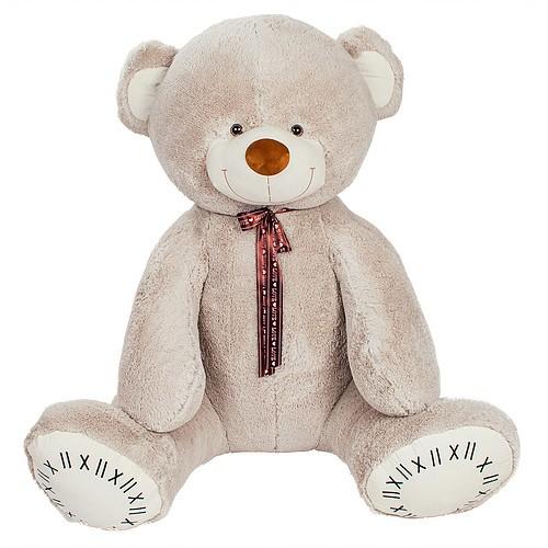 Медведь  В240 светло-серый (МЧ/130/72)