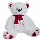 Медведь Кельвин В130 белый МК7031
