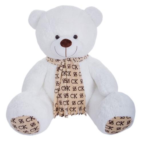 Медведь Мартин В140CK белый (ММ/80/31)