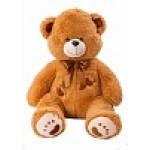 Медведь Фрэнк В110 коричневый Мфр6057