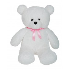 Медведь Барни В110 белый (МБар/60/31)