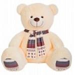 Медведь Мартин В220S персиковый ММS13058