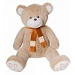 Медведь Самсон В280 кофейный МС16082