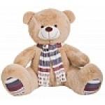 Медведь Мартин В140S кофейный ММS8082