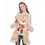 Медведь Амур В110 кофейный МА6082