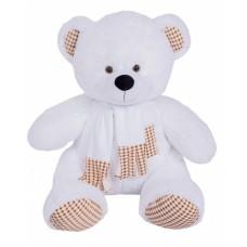 Медведь Тоффи В110 белый (МТоф/70/31)
