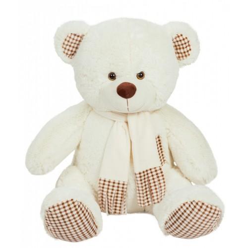 Медведь Тоффи В110 молочный (МТоф/70/52)