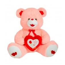 Медведь Ника В200 розовый (МН/130/125)