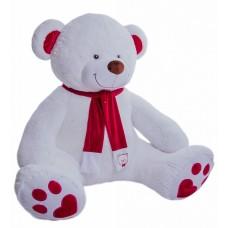 Медведь Кельвин В230 белый (МК/130/31)