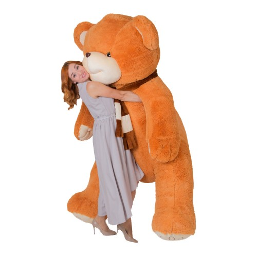 Медведь Самсон В280 коричневый (МС/160/57)