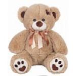 Медведь Тони В65 кофейный МТ3882