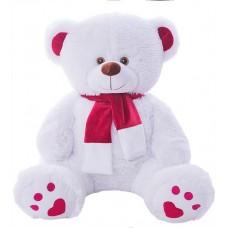 Медведь Кельвин В80 белый (МК/40/31)