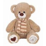 Медведь Фреди В65 кофейный МФРЕ3882